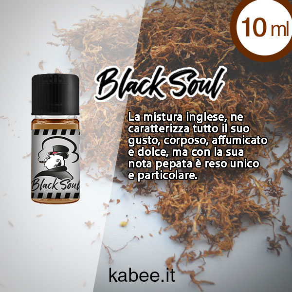 Tobacco Extract Special Black Soul