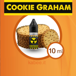 Aroma liquido Cookie Graham formato 10 ml