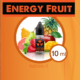 Aroma liquido Energy Fruit formato 10 ml